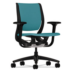 Upholstered Flexing Task Chair