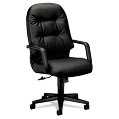Leather Executive High-Back