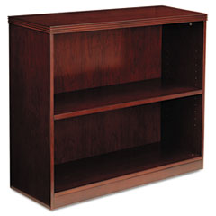 Mayline Bookcase in Cherry Veneers