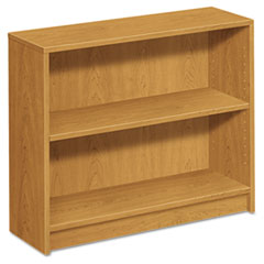 HON Two Shelf Bookcase