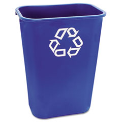 Deskside Recycling Container